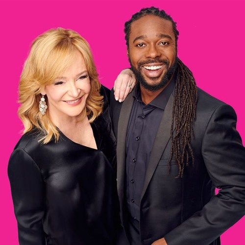 Marilyn Denis and Jamar - Friday April 12 2019