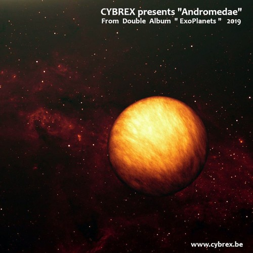 "CYBREX - Andromedae (from Album ""Exoplanets"" 2019) (LIVE)"