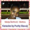 Marija Šerifović - Molitva (karaoke by Purity Slavulj)