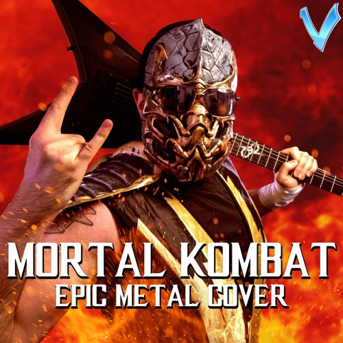 Mortal Kombat Theme [EPIC METAL COVER] (Little V) by Little