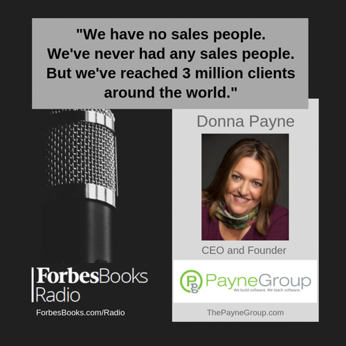 Donna Payne, CEO/Founder, PayneGroup (ThePayneGroup.com); they teach and build software, with a focus on security and productivity. The author of 13 books, Donna is a frequent speaker at conferences, and has addressed Congress on metadata and privacy.