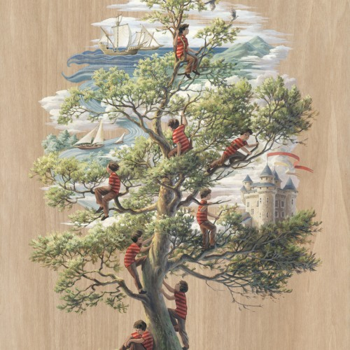 Gary Numan - The Very Tall Tree