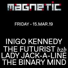 Inigo Kennedy @ Magnetic 2019-03-15