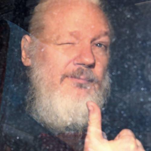 Julian Assange. 5G. April 12 🎙 microcast