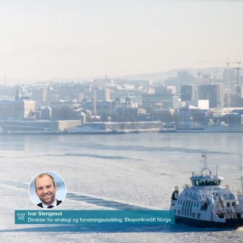 ENERGIBRANSJENS TEMAPODCAST: Eksportkonferansen den 30. april