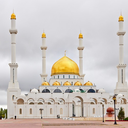 Kazakhstan's Grand Mosque Update