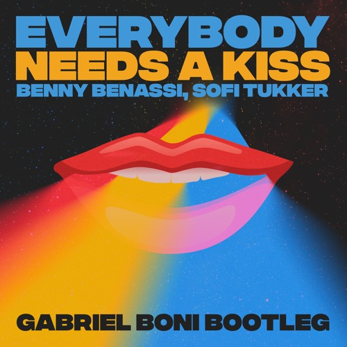 Gabriel Boni - Everybody Needs A Kiss [Bootleg] FREE DOWNLOAD.