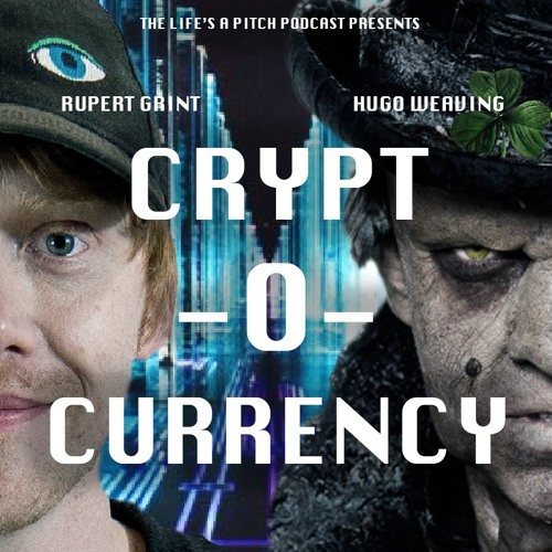 Episode 217 - Crypt-O-Currency (With Vicky Yellowlees and Josh Cooper)