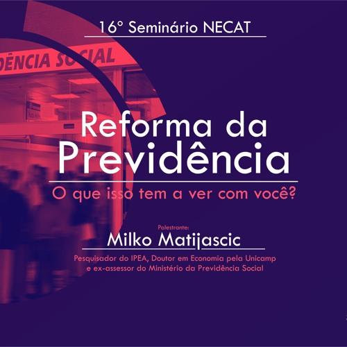 16º Seminário NECAT - 09/04/2019