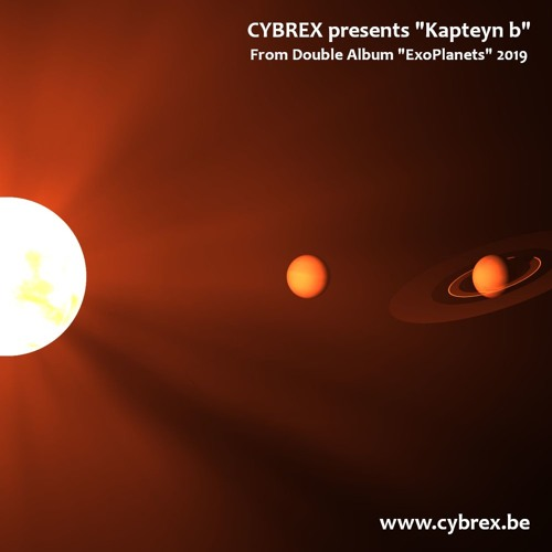 CYBREX - Kapteyn b (from Album Exoplanets 2019) (LIVE)