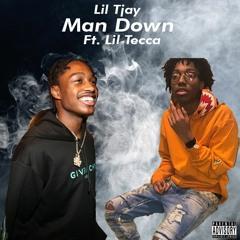 Lil Tjay - Man Down Ft. Lil Tecca (UNRELEASED)