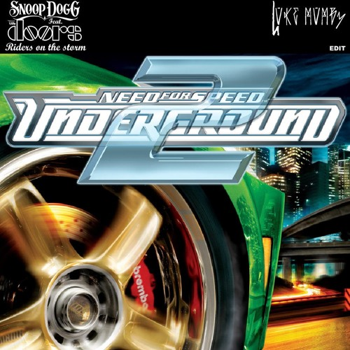 Snoop Dogg Ft. The Doors - Riders On The Storm (Luke Mumby Edit)