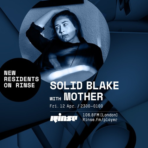 Solid Blake with Mother - 12th April 2019