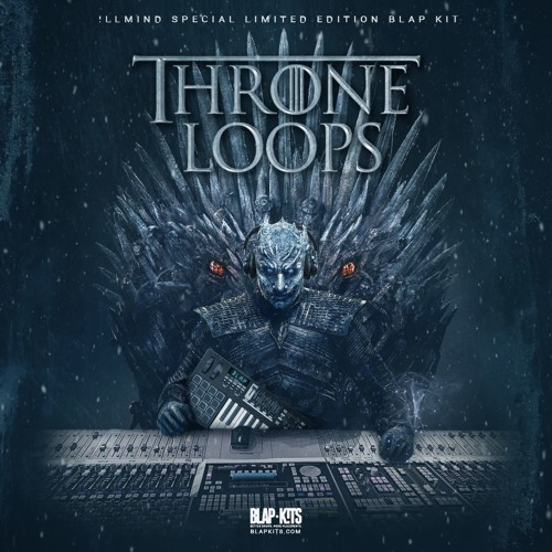 THRONE LOOPS SAMPLE PACK (OFFICIAL DEMO 1) by Illmind | Ill