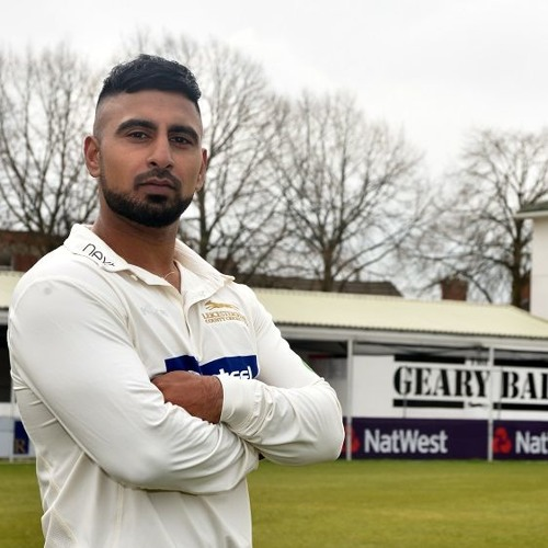 Ateeq Javid post Worcestershire day 3
