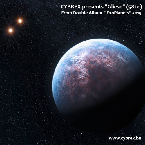 "CYBREX - Gliese (from Album ""Exoplanets"" 2019) (LIVE)"
