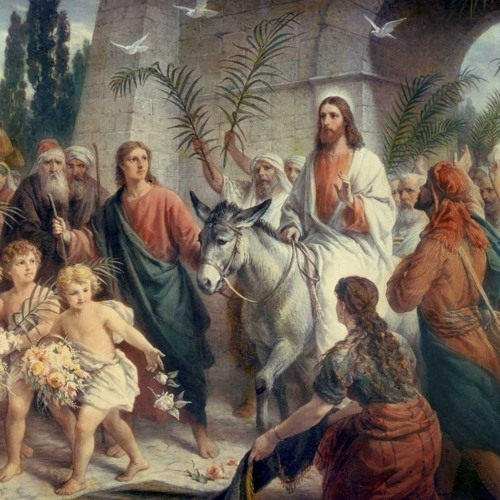Joy Amidst Suffering - The Paradox Of Palm Sunday