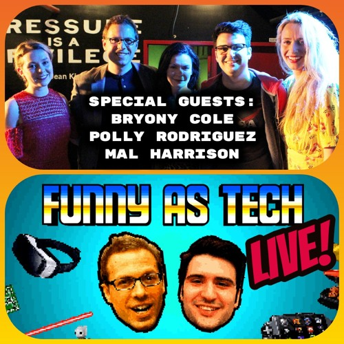Let's talk about sextech! With Bryony Cole, Polly Rodriguez, & Mal Harrison