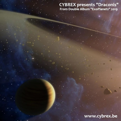 """CYBREX - Draconis (from Album """"Exoplanets"""" 2019) (LIVE)"""