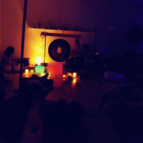 Friday Night Live Sound Healing Gong Bath Edited by Ray