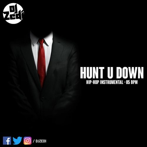 Hunt U Down'' - Gangsta Rap Instrumental [85 BPM] - Hip-Hop