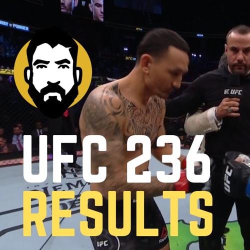 UFC 236 Results: Holloway vs. Poirier, Gastelum vs. Adesanya | Post-Fight Special