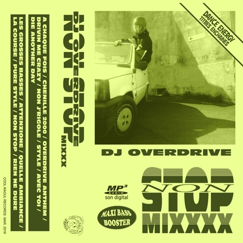 DJ OVERDRIVE - NONSTOP MIXXX A