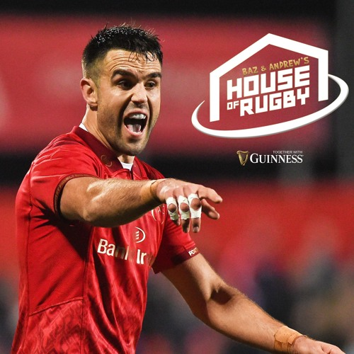 Episode 27 - Conor Murray interview, Jordan Conroy's pool party and Champs Cup semis