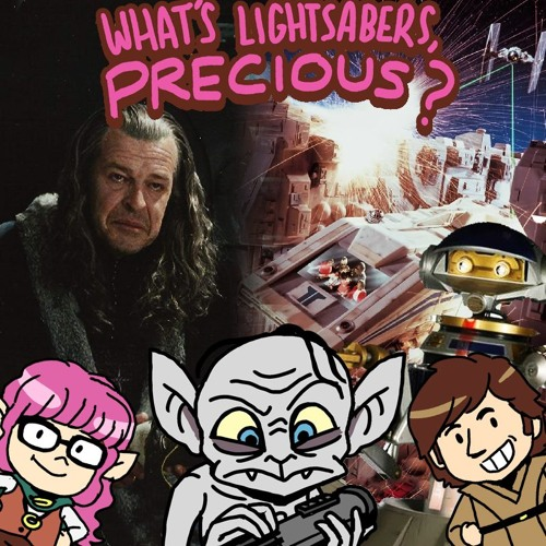 WLP Episode 61 - Stewards of Gondor/Star Tours