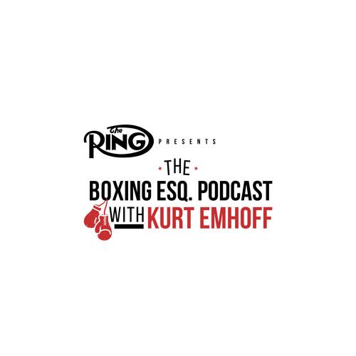Boxing Esq. Podcast #23 - Steve Farhood