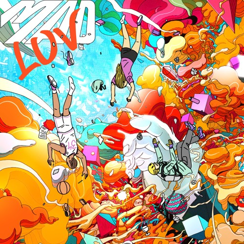 Mad Luv (feat. Daniel Olson)