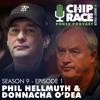 SEASON 9 EPISODE 1 - Phil Hellmuth Donnacha O'Dea Patrick Leonard Espen Jorstad