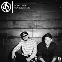 DONKONG [Punkscast:051]