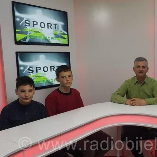 SPORTSKI MAGAZIN -  Mikas Stanić, Luka Gačević i Filip Božović - 15.4.2019.