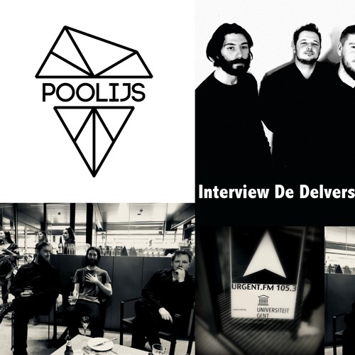 Interview @ Radio Poolijs, Urgent.fm 30 maart 2019