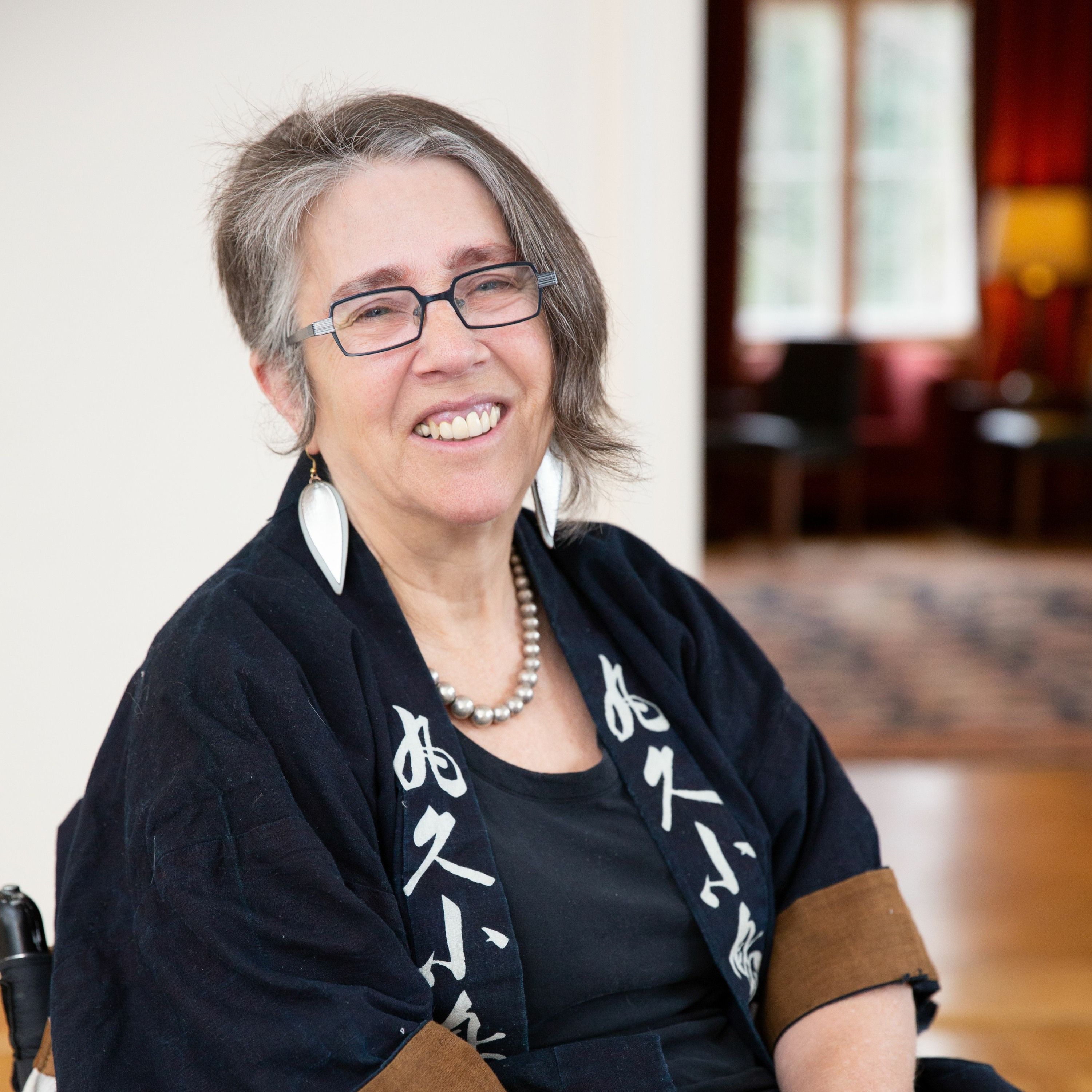 Beyond the Lecture: Anne Finger on Disability and the Politics of Memory