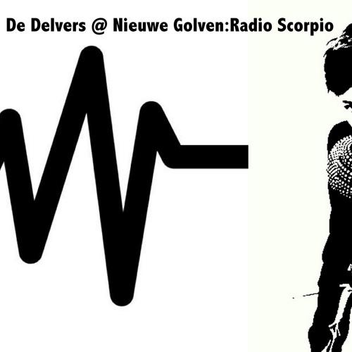 De Delvers Nieuwe Golven Radio Scorpio 25/3/2019