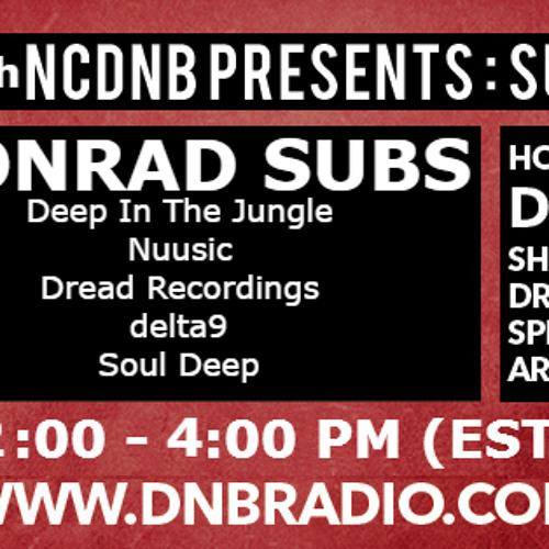 Doctor Genesis LIVE on DNBRADIO - NCDNB Sunday Sessions