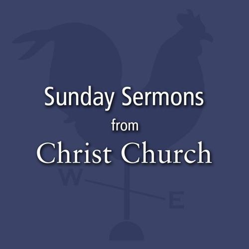 The Rev. James P. Adams - Palm Sunday - April 14, 2019