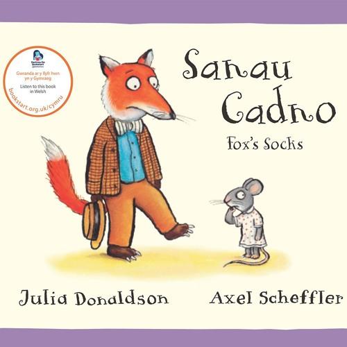 Sanau Cadno - Fox's Socks