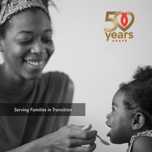 Agape Celebrates 50 Years - Give $50 to FIT!