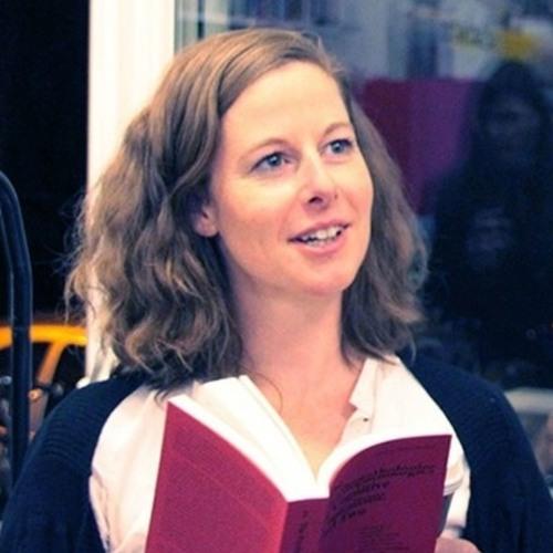 IMA Talks, Patricia Reed: Fiction and the Future Anterior