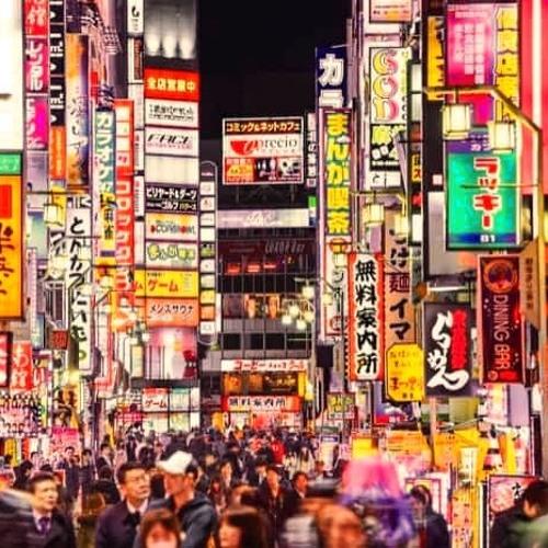 STORIES & CITIES - TOKYO
