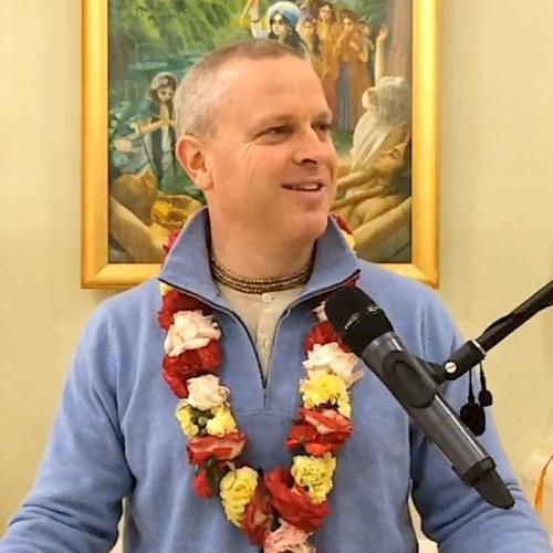 Śrīmad Bhāgavatam class on Tue 16th Apr 2019 by Kesava Dāsa 4.22.1-2