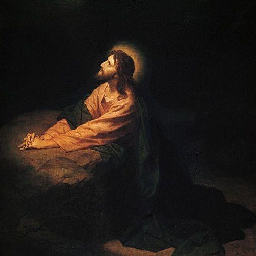Passionssonntag: Christus in der Gewalt seiner Feinde