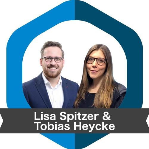 Episode 17 - Lisa Spitzer And Tobias Heycke