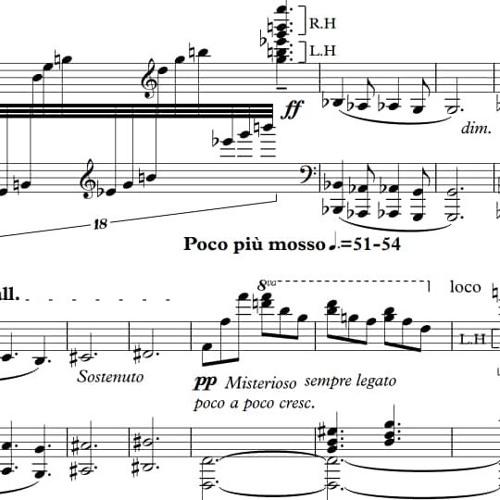 Fantasia on one note فانتزی بر روی یک نت