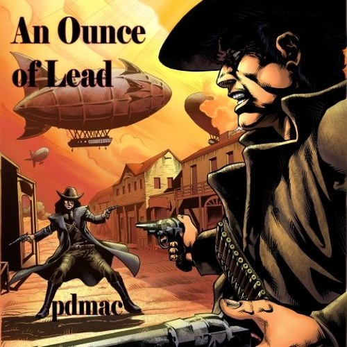 Ounce of Lead (Tombstone Trilogy Book 2)