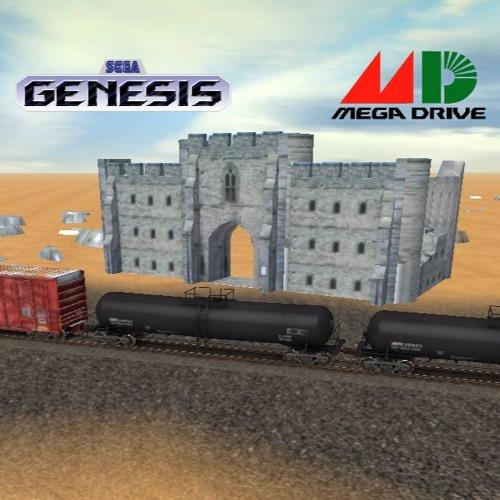 Palace Ruins (SEGA Genesis/MegaDrive)