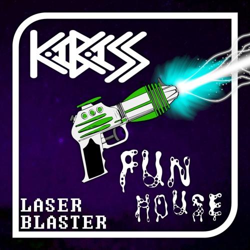 KaBASS x FUNhouse - Laser Blaster